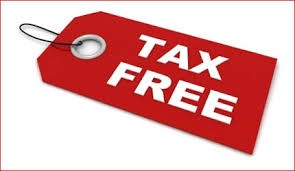 tax free income - my tax refund today