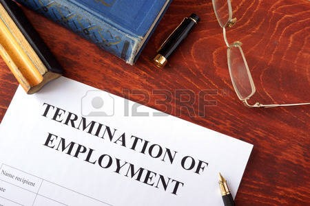 termination-employement - my tax refund today