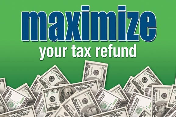 Maximum tax refund